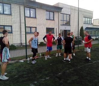 Pleszewscy koszykarze rozpoczęli już treningi