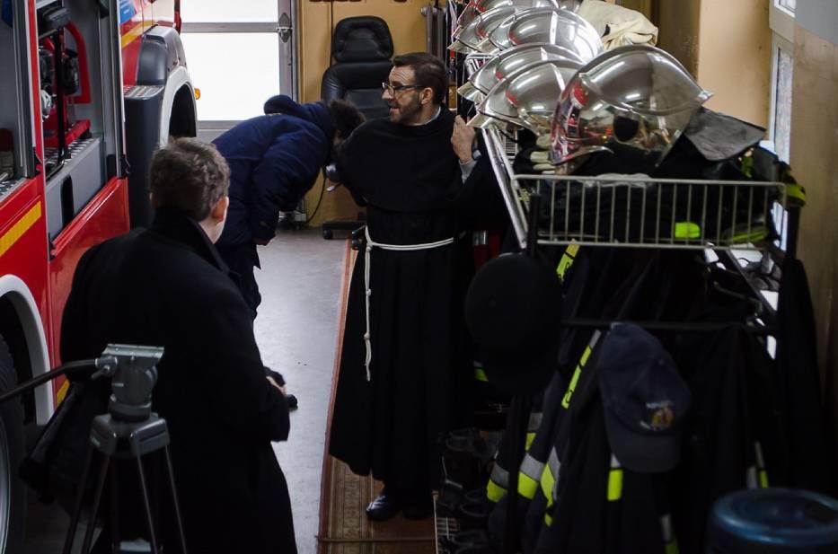 OSP Niepokalanów: Strażacy pana Boga