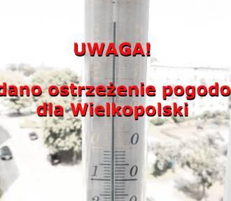 Uwaga! IMGW wydało ostrzeżenie pogodowe!