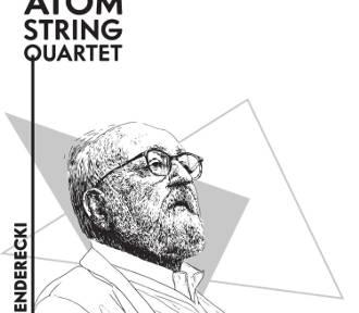 """""""Penderecki"""" Atom String Quartet. Nowa płyta wydana przez filharmonię"""