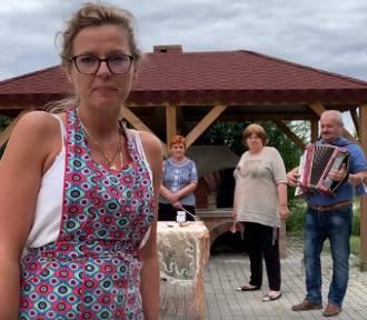 #Gaszynchallenge w wykonaniu Fajnych Babek i gospodyń wiejskich z Boguszyc