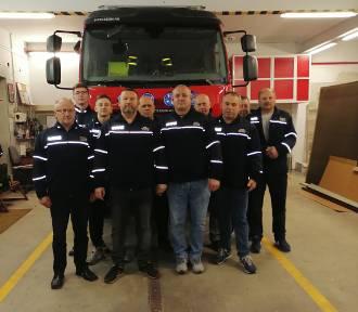 Ochotnicza Straż Pożarna w Opatówku ma nowe władze