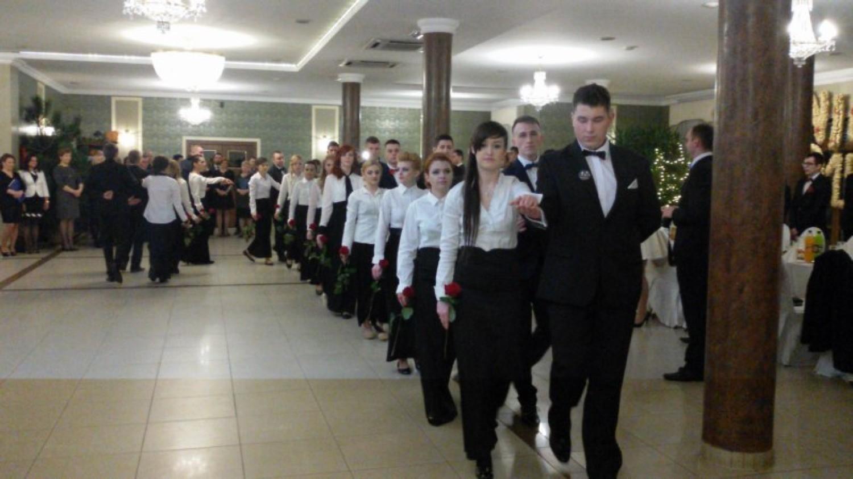 Studniówka 2015 Ekonomów Bielsk Podlaski