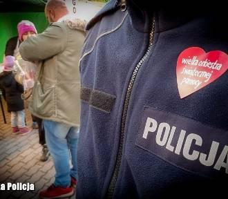 Policja: finał WOŚP był spokojny i bezpieczny [ZDJĘCIA]