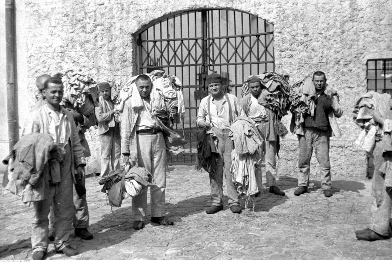Tak żyli więźniowie!