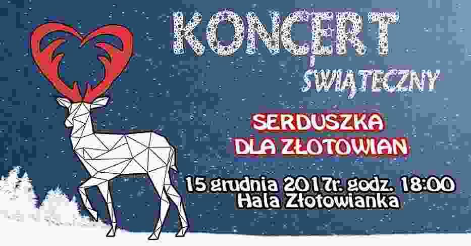"""Koncert Świąteczny """"Serduszka dla złotowian"""" już wkrótce"""