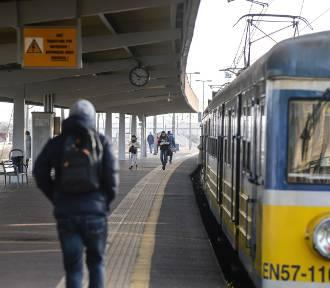 Nowy rozkład pociągów SKM 2016/2017. Będzie mniej nocnych pociągów