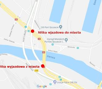 Utrudnienia pod Trasą Zamkową - zmiana organizacji ruchu