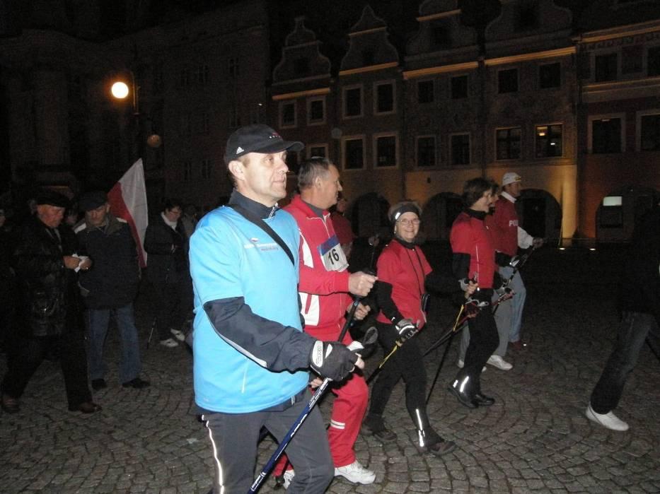 10 listopada w centrum miasta ruszył Marsz