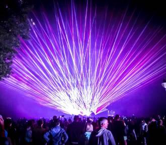 To było niesamowite widowisko - za nami Festiwal Światła w Rumi ZDJĘCIA