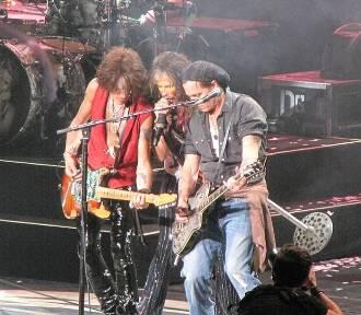 Krakowski koncert Aerosmith w innym terminie. Znamy datę