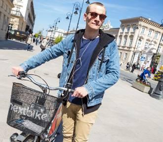 Street fashion w Warszawie, część 4: Modni na rowerach [ZDJĘCIA]