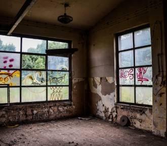 """Opuszczone budynki dawnego """"Hydropolu"""". Niezwykłe zdjęcia!"""