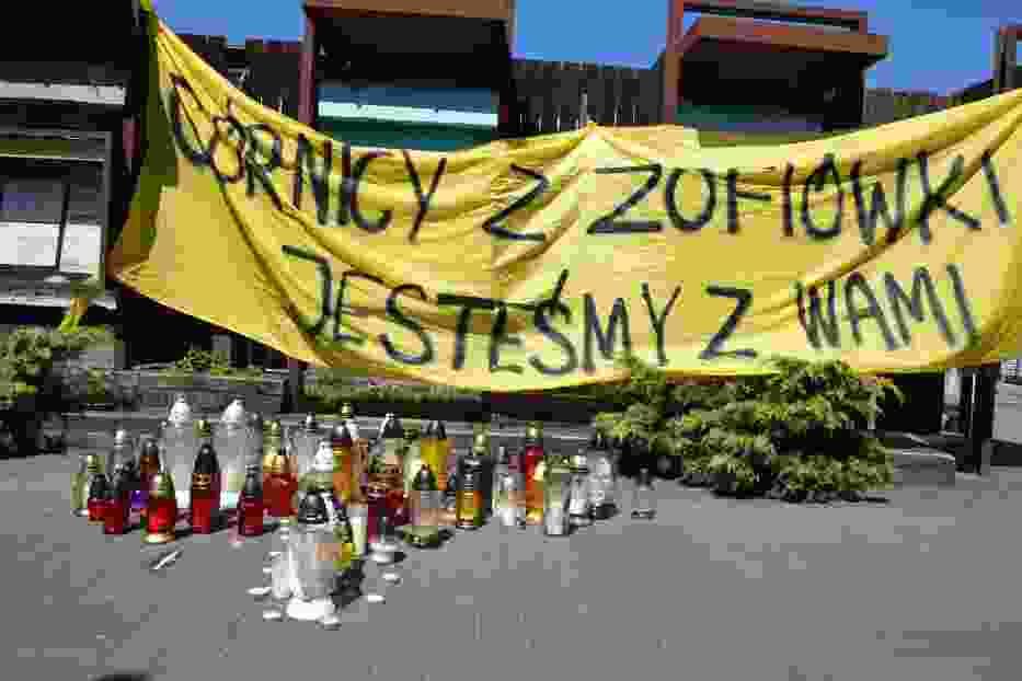 Trwa czwarty dzień akcji ratowniczej w kopalni Zofiówka