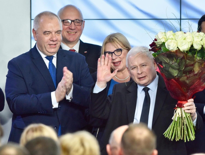 Wyniki wyborów parlamentarnych 2019 PKW - podział mandatów w Sejmie