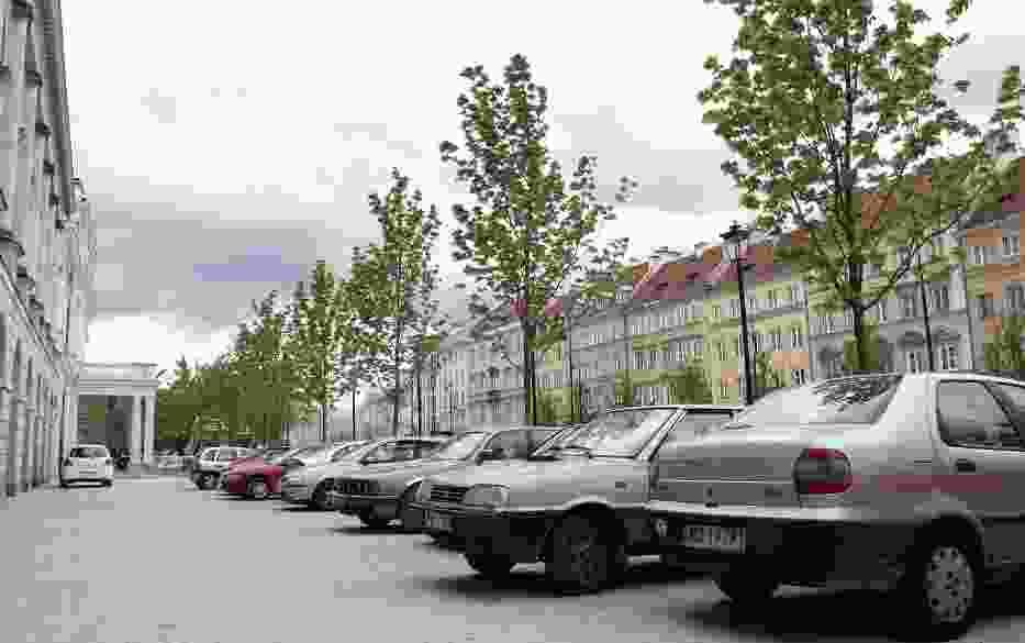 Na Ursynowie powstaną nowe miejsca parkingowe (zdjęcie ilustracyjne)