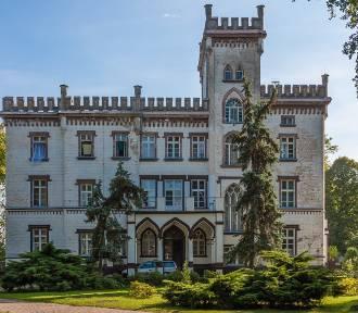 Cudowny klimat, wspaniałe miejsce. Zobacz zdjęcia pałacu w Przełazach