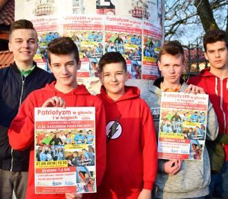 Młodzież z Żukowa po raz drugi organizuje patriotyczny marszobieg! Co wiesz o 66. Pułku Kaszubskim?