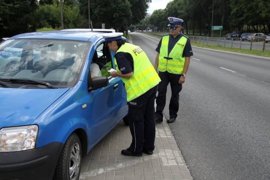 Akcja policji odbędzie się na drogach w całej Europie
