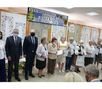Wojewódzki Konkurs Haftu Kaszubskiego już od 25 lat w Lini| ZDJĘCIA