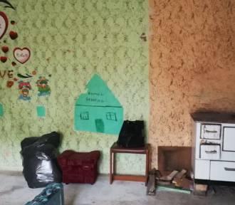 """Akcja """"Chatka Andrzeja"""" - czyli """"Nasz nowy dom"""" po budzyńsku"""