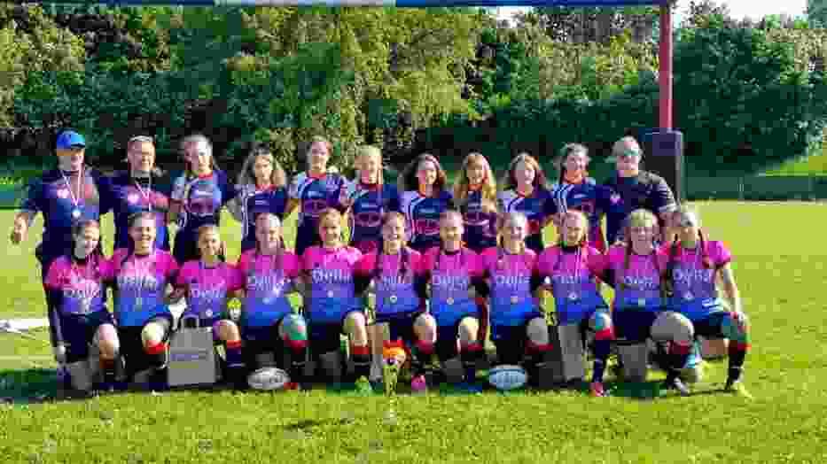 Rugby 7 kobiet w Łodzi