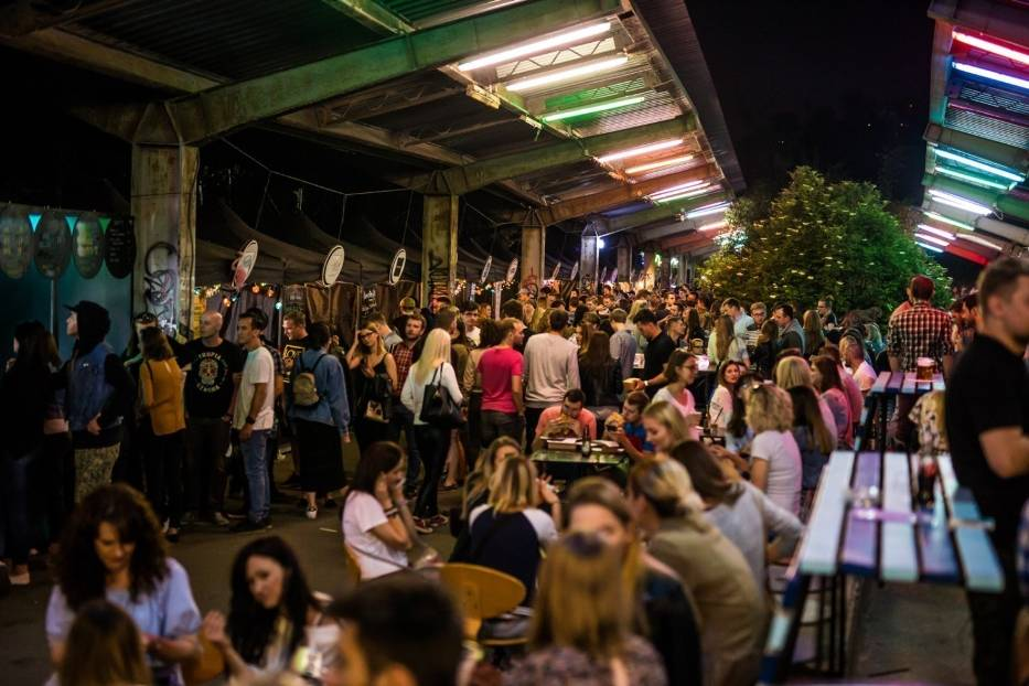 PIĄTEK-SOBOTA: Nocny Market