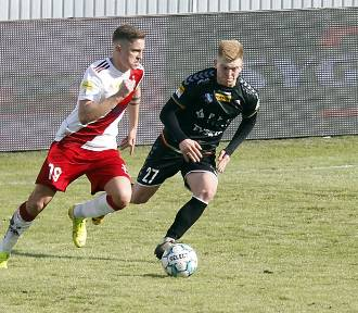 Nie musi być 4:0, wystarczy skromne 1:0 w meczu z Odrą Opole