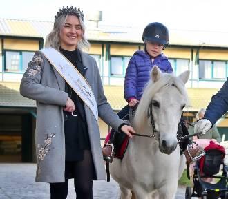 Miss Polonia Województwa Dolnośląskiego spełniła marzenie chorej dziewczynki. Przeczytaj!