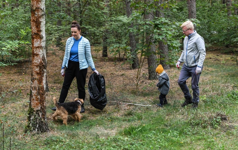 Finał międzynarodowej akcji sprzątania świata zaplanowano na weekend 18-20 września