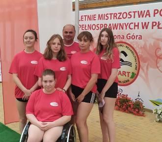 Kaliszanki na podium mistrzostw Polski niepełnosprawnych. ZDJĘCIA