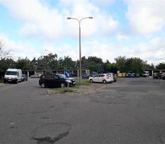 Na Kapuściskach rozpoczęła się budowa parkingu. Powstanie 50 miejsc postojowych