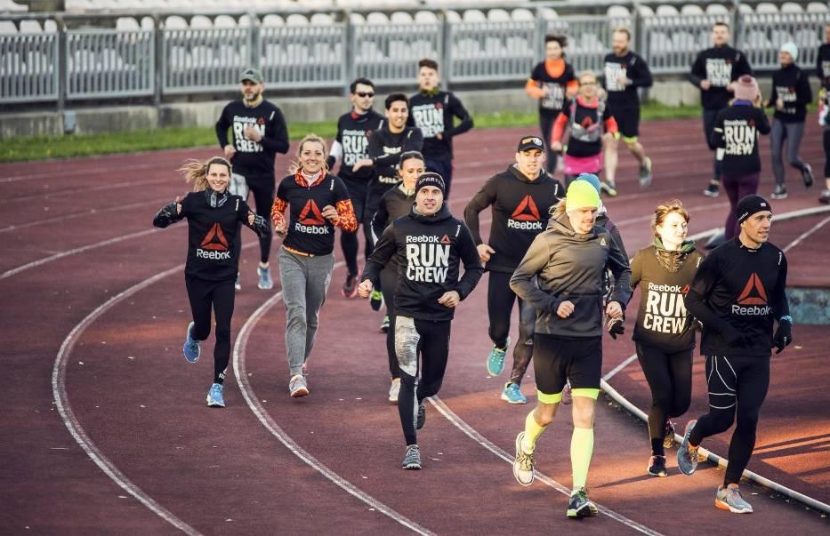 e49e7571 Zapisz się na trening Reebok Run Crew i wygraj koszulkę biegową! [KONKURS]