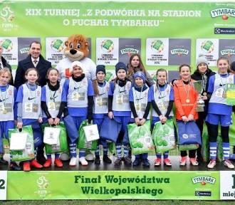 Dziewczynki z Akademii Lecha marzą o występie na Stadionie Narodowym