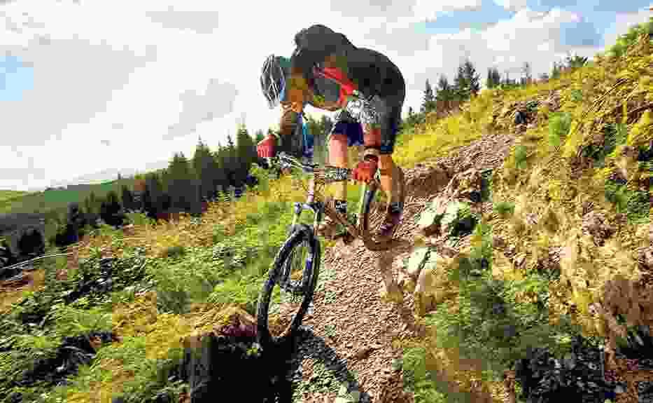 Ścieżki rowerowe mają być jedną z atrakcji Korbielowa