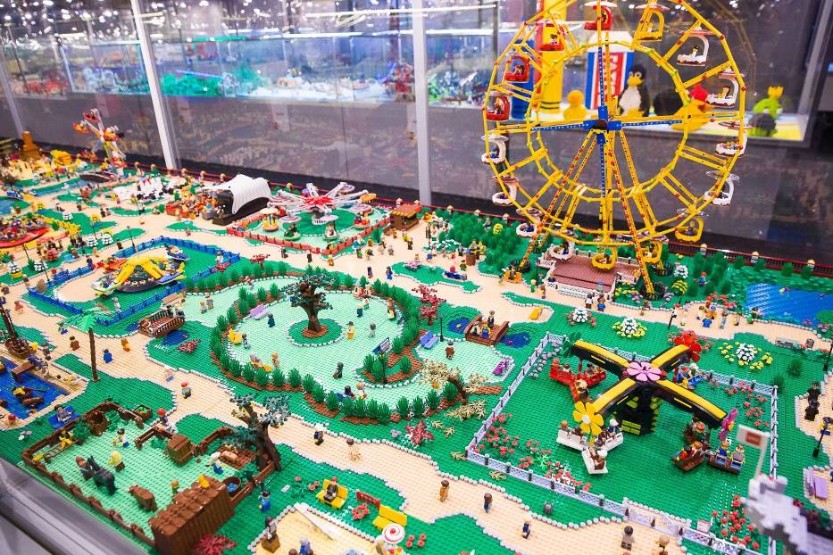 Lego Galeria Mokotow Naszemiastopl