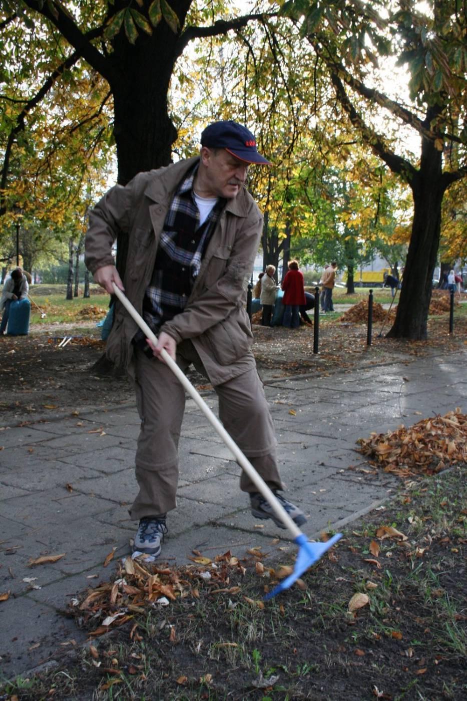 Prezydent Łodzi Jerzy Kropiwnicki | fot