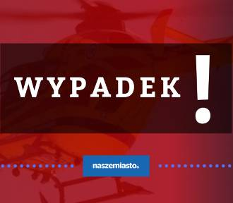 Wypadek w Korbielowie: pięć osób poszkodowanych