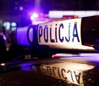 Wypadek na autostradzie A4. Kierowca nissana zasnął za kierownicą