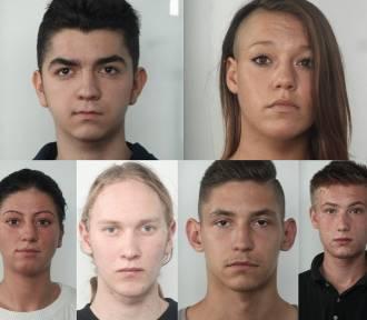 Najmłodsze osoby poszukiwane przez policję w Kujawsko-Pomorskiem [Zdjęcia]