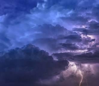 Na Pomorzu burze z gradem i bardzo silny wiatr!