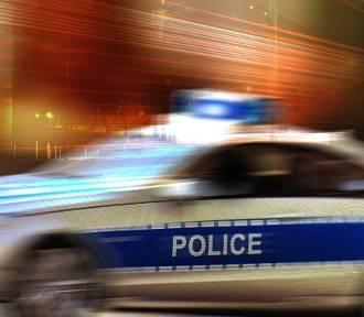 Wypadek w Ostrowcu. Doszło do zderzenie dwóch rowerzystów, ranny mężczyzna