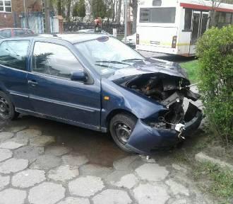 Tczew: Trzy osoby ranne w wyniku wypadku! [ZOBACZ ZDJĘCIA]
