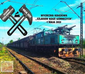"""Wycieczka kolejowa """"Szlakiem Kolei Górniczych"""""""