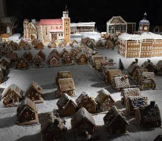 Największe miasteczko z piernika powstało na Dolnym Śląsku. Robi wrażenie! [ZOBACZ ZDJĘCIA]