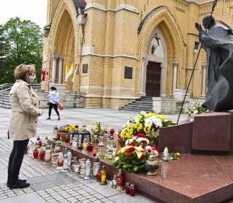 Łódź pamięta o setnych urodzinach Jana Pawła II