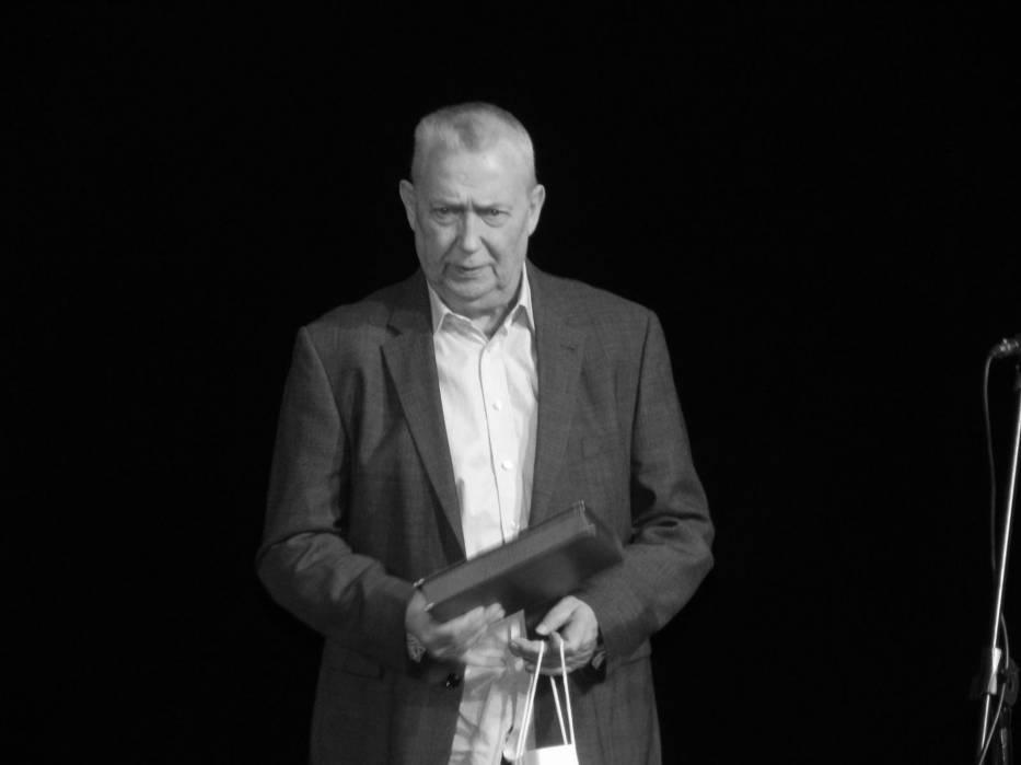 Wojciech Młynarski w Busku - Zdroju (2012 rok)