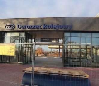 Nowy dworzec PKP w Świdniku zostanie wkrótce otwarty