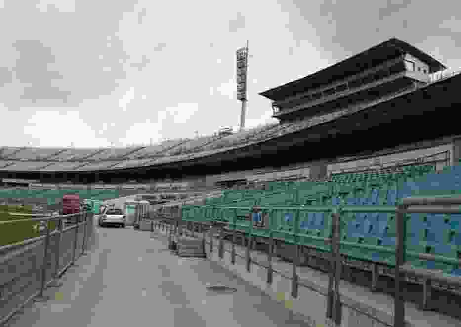 Na trybunach Stadionu Śląskiego zasiądzie w sobotę ponad 20 tysięcy kibiców Ruchu i Widzewa