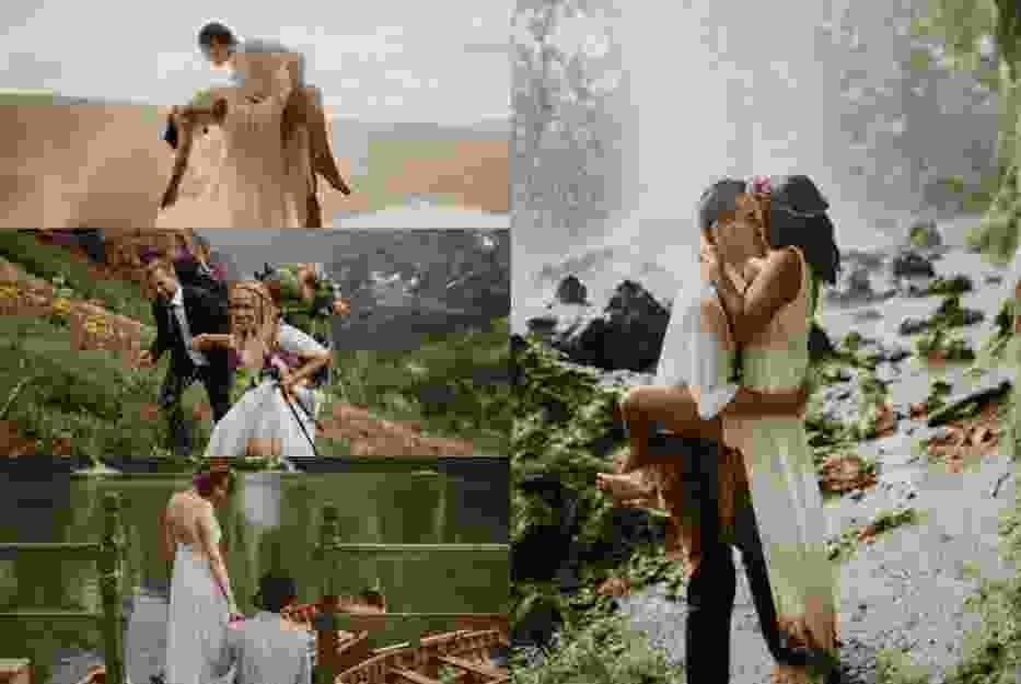 Najpiękniejsze zdjęcia ślubne z całego świata. Znajdź inspirację na własną sesję ślubną [FOTOGALERIA]